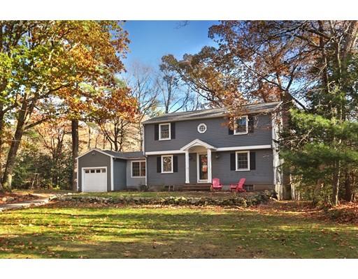 Single Family Home for Sale at 36 Glen Forest Drive 36 Glen Forest Drive Boxford, Massachusetts 01921 United States