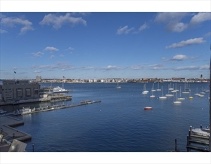 20 Rowes Wharf 705 is a similar property to 7 Cumston St  Boston Ma