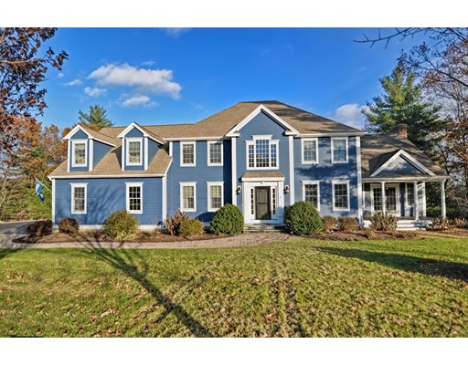 Single Family Home for Sale at 16 Ridgefield Circle 16 Ridgefield Circle Boylston, Massachusetts 01505 United States