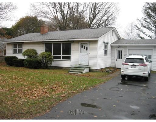Частный односемейный дом для того Продажа на 44 West Street 44 West Street Hatfield, Массачусетс 01088 Соединенные Штаты