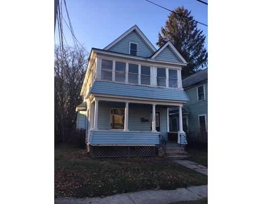 Multi-Family Home for Sale at 156 Elizabeth Street Pittsfield, Massachusetts 01201 United States