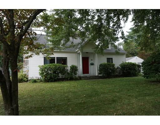 Частный односемейный дом для того Аренда на 23 Eastman 23 Eastman Nashua, Нью-Гэмпшир 03060 Соединенные Штаты