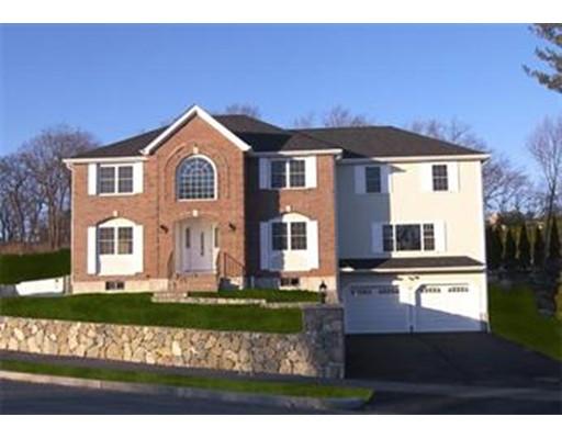 Casa Unifamiliar por un Alquiler en 15 Matthew Lane 15 Matthew Lane Waltham, Massachusetts 02452 Estados Unidos
