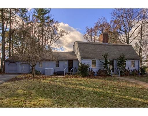 Maison unifamiliale pour l Vente à 60 Bolton Road 60 Bolton Road Harvard, Massachusetts 01451 États-Unis