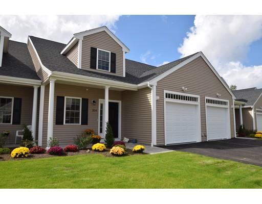 共管式独立产权公寓 为 销售 在 602 Meadow Lane #602 602 Meadow Lane #602 伦道夫, 马萨诸塞州 02368 美国