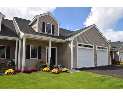 共管式独立产权公寓 为 销售 在 603 Meadow Lane #603 603 Meadow Lane #603 伦道夫, 马萨诸塞州 02368 美国