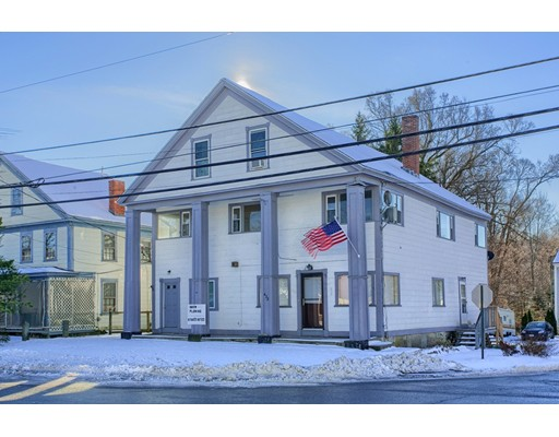 Квартира для того Аренда на 438 Main Street #3 438 Main Street #3 Townsend, Массачусетс 01469 Соединенные Штаты