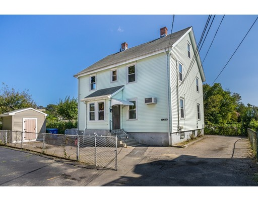 Multi-Family Home for Sale at 6 Morgan Place 6 Morgan Place Newton, Massachusetts 02458 United States