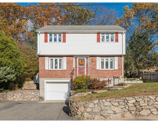 Single Family Home for Sale at 53 Sunset Hill Road 53 Sunset Hill Road Boston, Massachusetts 02132 United States