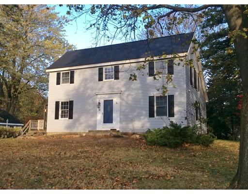 Casa Unifamiliar por un Alquiler en 91 Locke Road 91 Locke Road Chelmsford, Massachusetts 01824 Estados Unidos