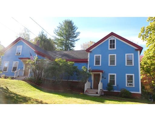 Maison avec plusieurs logements pour l Vente à 43 Mechanic Street 43 Mechanic Street Warren, Massachusetts 01083 États-Unis