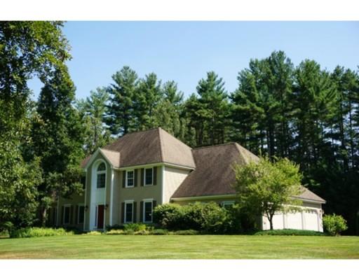 Частный односемейный дом для того Продажа на 6 Cummings Lane 6 Cummings Lane Hollis, Нью-Гэмпшир 03049 Соединенные Штаты