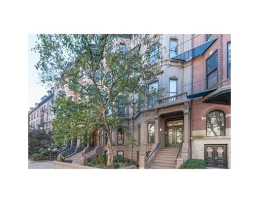 独户住宅 为 出租 在 173 Beacon Street 波士顿, 马萨诸塞州 02116 美国