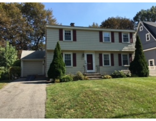 Single Family Home for Rent at 95 Gleason Road 95 Gleason Road Lexington, Massachusetts 02420 United States