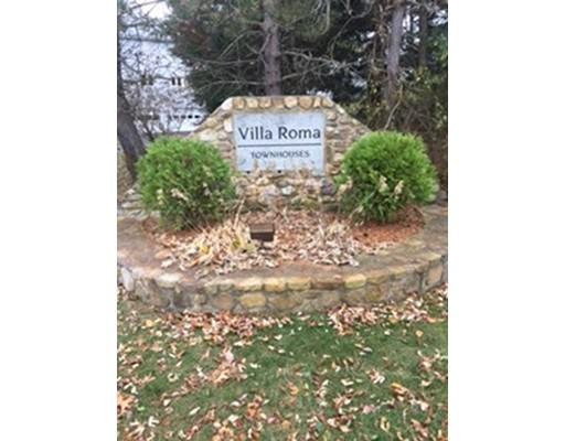 Частный односемейный дом для того Аренда на 20 Villa Roma Drive 20 Villa Roma Drive Tewksbury, Массачусетс 01876 Соединенные Штаты