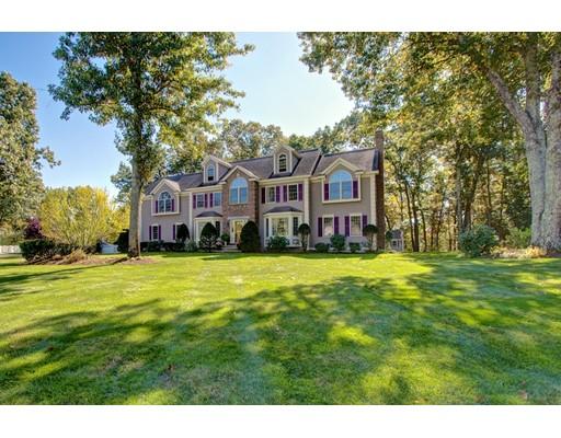 واحد منزل الأسرة للـ Sale في 15 Overlook Drive 15 Overlook Drive Groton, Massachusetts 01450 United States