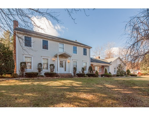 Single Family Home for Sale at 24 Bent Tree Drive 24 Bent Tree Drive East Longmeadow, Massachusetts 01028 United States