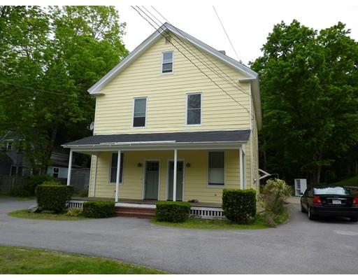 Casa Multifamiliar por un Venta en 55 W Main Street 55 W Main Street Groton, Massachusetts 01450 Estados Unidos