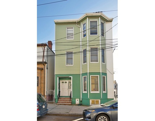 Multi-Family Home for Sale at 247 Princeton Street 247 Princeton Street Boston, Massachusetts 02128 United States