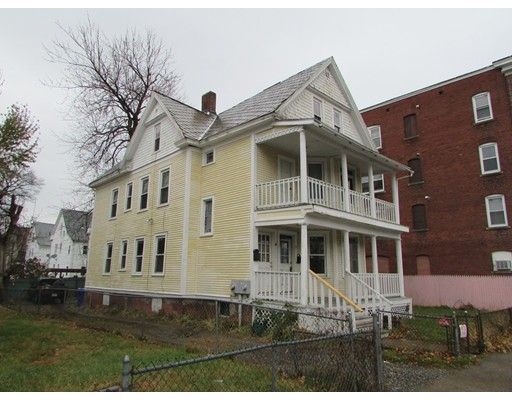 多户住宅 为 销售 在 197 Dickinson Street Springfield, 马萨诸塞州 01108 美国