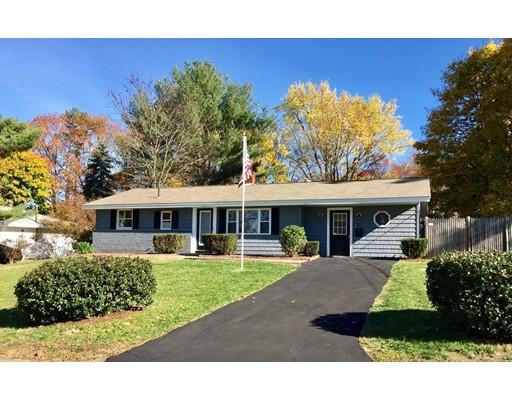 独户住宅 为 销售 在 31 Aspen Street 布罗克顿, 马萨诸塞州 02302 美国