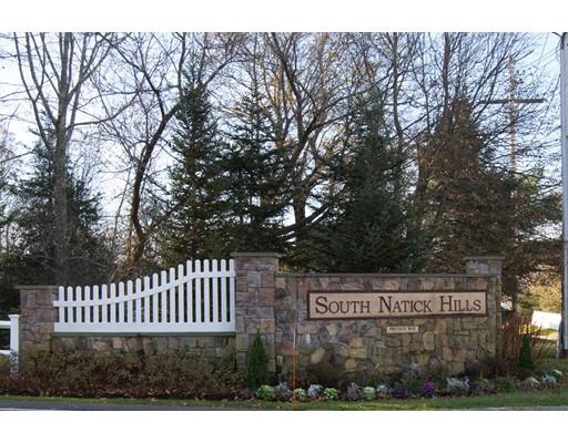 Appartement en copropriété pour l Vente à 13 Morgan Drive 13 Morgan Drive Natick, Massachusetts 01760 États-Unis