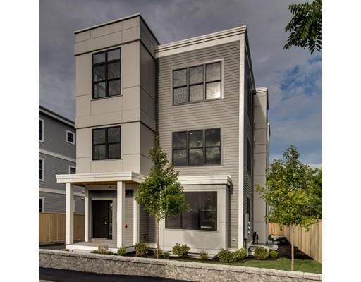 独户住宅 为 出租 在 46 Murdock Street Somerville, 02145 美国