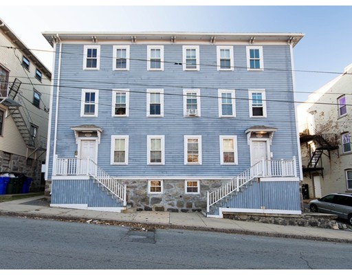Multi-Family Home for Sale at 297 Hartwell Street Fall River, Massachusetts 02721 United States