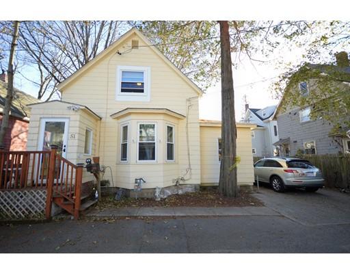Maison unifamiliale pour l Vente à 51 Washington Street 51 Washington Street Natick, Massachusetts 01760 États-Unis