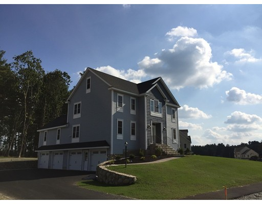Casa Unifamiliar por un Venta en 4 FIELDSTONE LANE 4 FIELDSTONE LANE Billerica, Massachusetts 01821 Estados Unidos