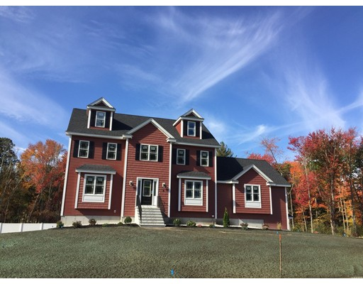 Single Family Home for Sale at 11 FIELDSTONE LANE 11 FIELDSTONE LANE Billerica, Massachusetts 01821 United States