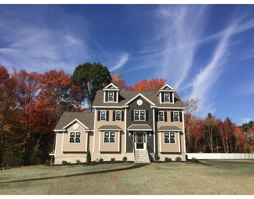 Single Family Home for Sale at 15 FIELDSTONE LANE 15 FIELDSTONE LANE Billerica, Massachusetts 01821 United States