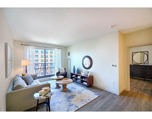 Квартира для того Аренда на 1 Canal St. #1021 1 Canal St. #1021 Boston, Массачусетс 02114 Соединенные Штаты