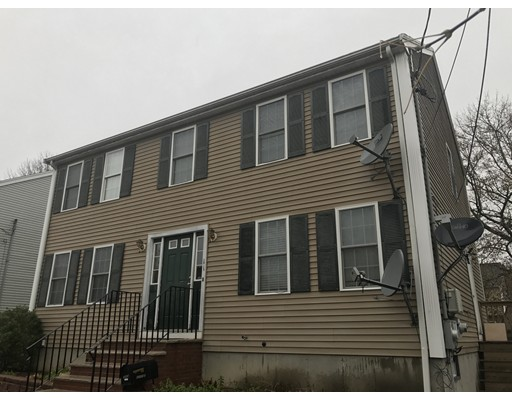 Single Family Home for Sale at 11 Crowell Street 11 Crowell Street Brockton, Massachusetts 02301 United States