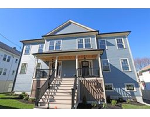 Condominium for Sale at 25 Nikisch Avenue 25 Nikisch Avenue Boston, Massachusetts 02131 United States