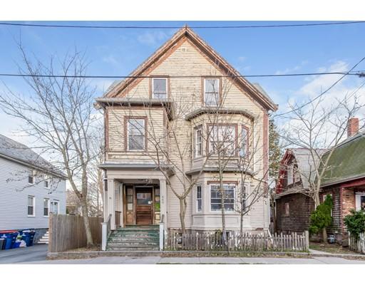 多户住宅 为 销售 在 480 Cottage Street 480 Cottage Street New Bedford, 马萨诸塞州 02740 美国