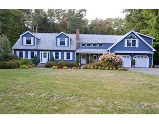 独户住宅 为 销售 在 74 Williamsville Road 74 Williamsville Road Hubbardston, 马萨诸塞州 01452 美国