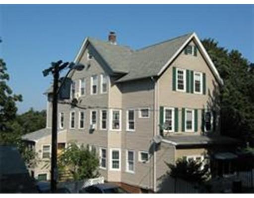Maison avec plusieurs logements pour l Vente à 2 Blodgett Place 2 Blodgett Place Worcester, Massachusetts 01605 États-Unis