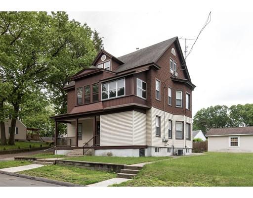 Maison avec plusieurs logements pour l Vente à 25 Williams Street 25 Williams Street Chicopee, Massachusetts 01020 États-Unis