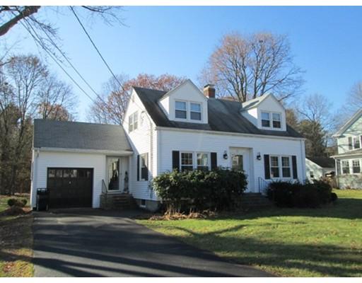 Maison unifamiliale pour l Vente à 33 Scarlett Street 33 Scarlett Street West Boylston, Massachusetts 01583 États-Unis