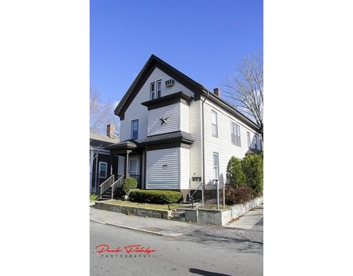 Apartamento por un Alquiler en 20 Brook St. #1 20 Brook St. #1 Brockton, Massachusetts 02301 Estados Unidos