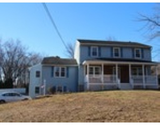 Single Family Home for Sale at 242 Brainerd Street 242 Brainerd Street South Hadley, Massachusetts 01075 United States