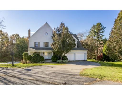 Частный односемейный дом для того Аренда на 9 Reservoir Ridge 9 Reservoir Ridge Framingham, Массачусетс 01702 Соединенные Штаты