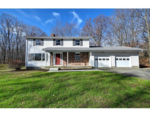Single Family Home for Sale at 33 Stickney Hill Road 33 Stickney Hill Road Union, Connecticut 06076 United States