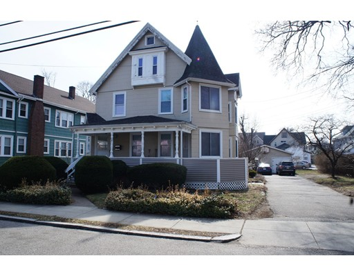 Single Family Home for Rent at 167 Atlantic Street Quincy, 02171 United States