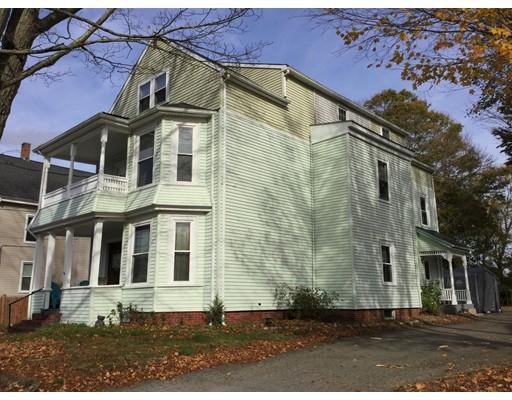 Многосемейный дом для того Продажа на 60 Linden Street 60 Linden Street Whitman, Массачусетс 02382 Соединенные Штаты