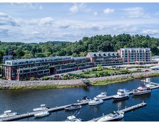 Appartement en copropriété pour l Vente à 60 Merrimac #304 60 Merrimac #304 Amesbury, Massachusetts 01913 États-Unis