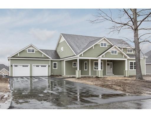 Single Family Home for Sale at 59 Aspen Drive 59 Aspen Drive Pelham, New Hampshire 03076 United States