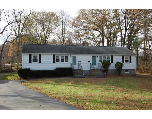 Single Family Home for Rent at 27 Vernon Road Medway, Massachusetts 02053 United States