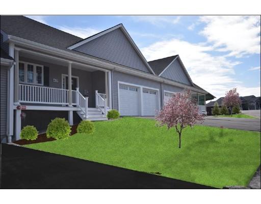 Кондоминиум для того Продажа на 412 Village Lane 412 Village Lane Bellingham, Массачусетс 02019 Соединенные Штаты
